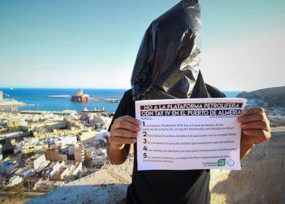 No a la Petrolera_EnA -Almería-