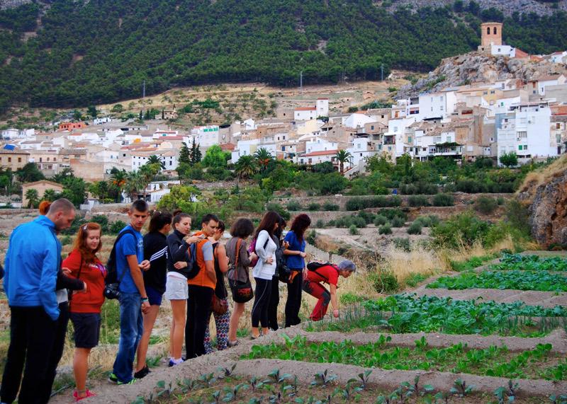 Huerta de Pegalajar_AFR -Jaen-