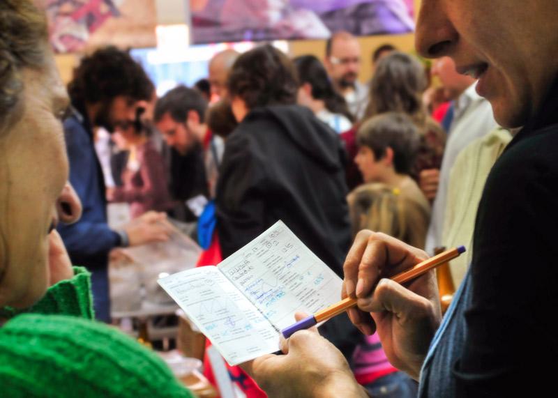 Monedas Sociales -Andalucia-